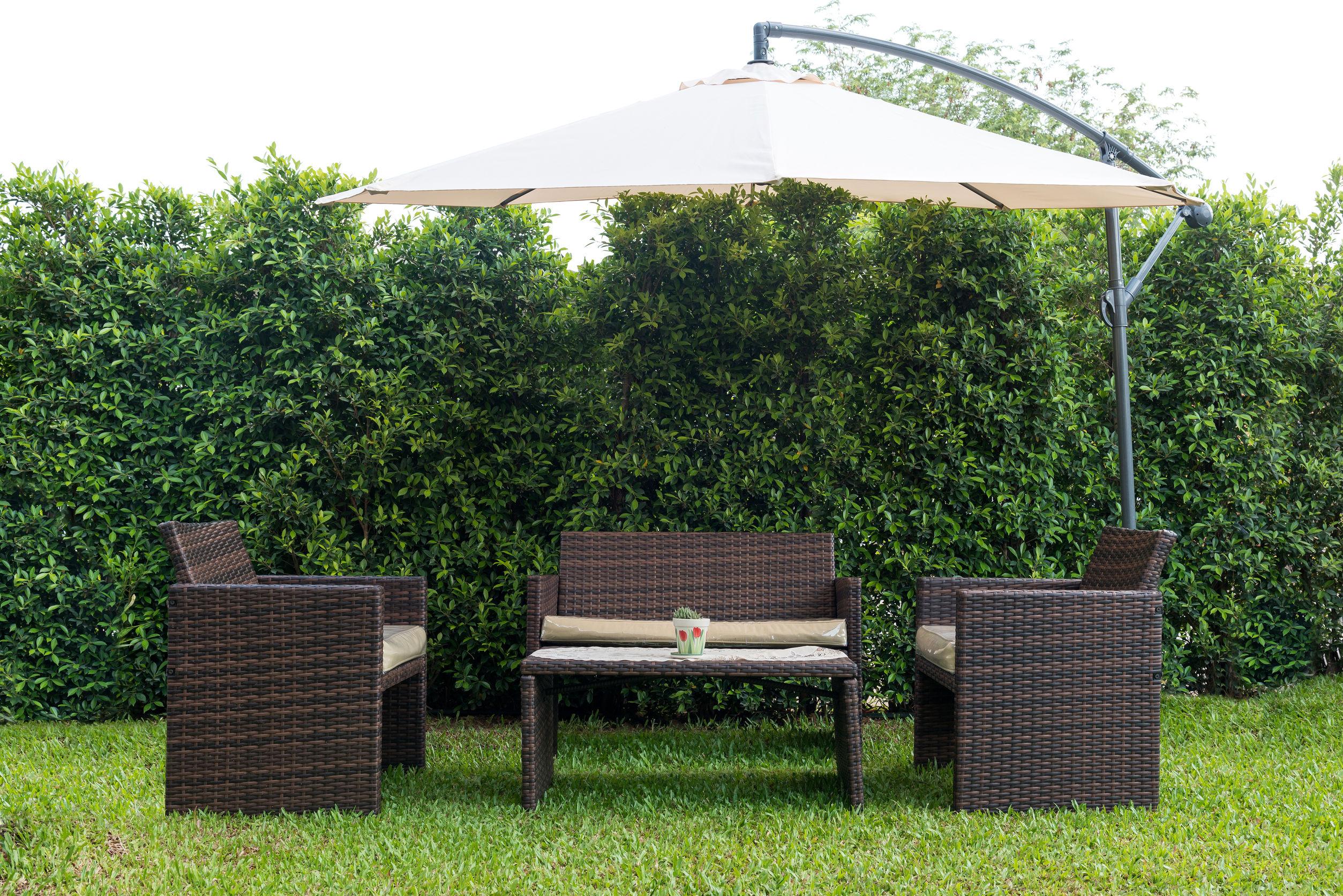 Sombrillas para jardín - Toldelux