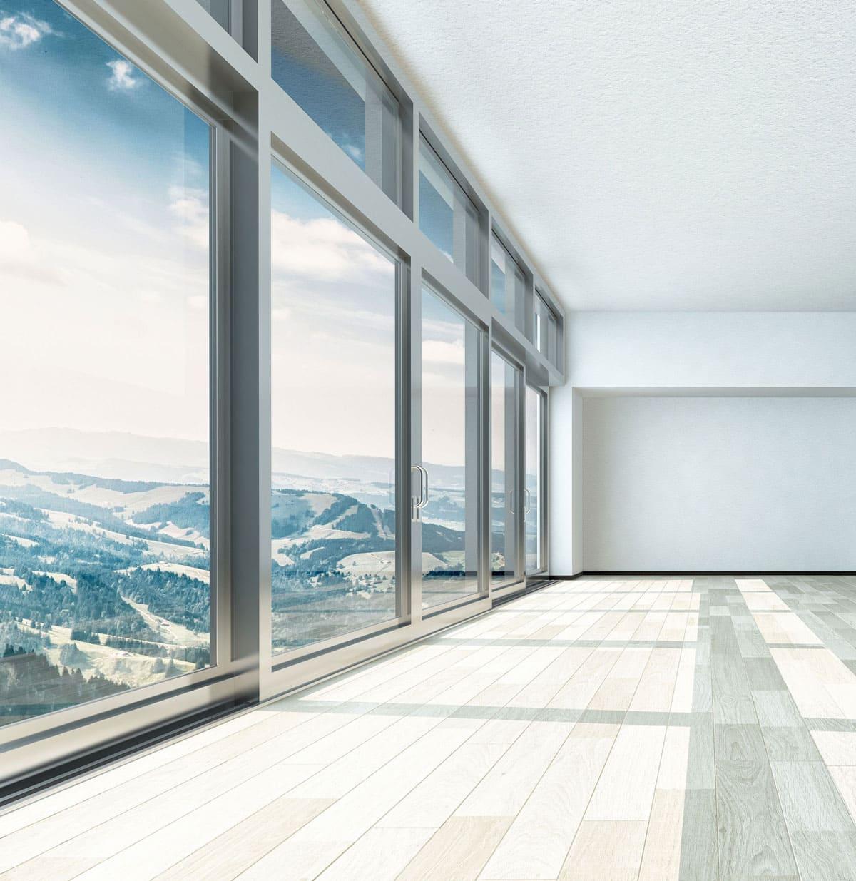 Instalación de ventanas aislantes