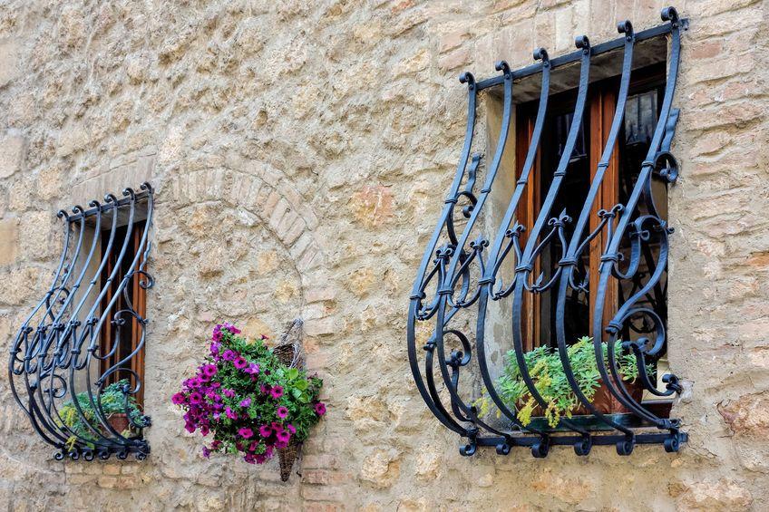 rejas ventanas ventajas